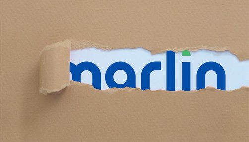 See the new marlin logo and brand